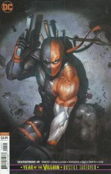 DC Comics's Deathstroke Issue # 49b