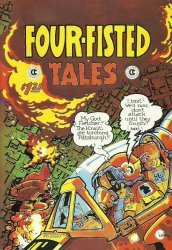 Comics Consortium's Four-Fisted Tales Issue # 1