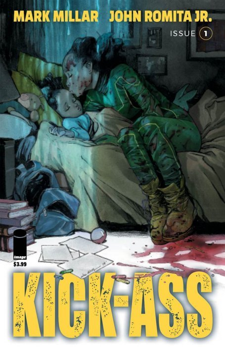 Kick Ass Issue 31