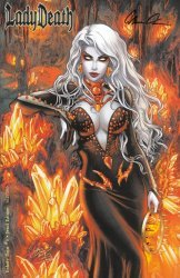 Coffin Comics's Lady Death: Unholy Ruin Issue # 1j