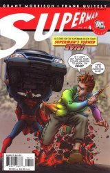 DC Comics's All-Star Superman Issue # 4