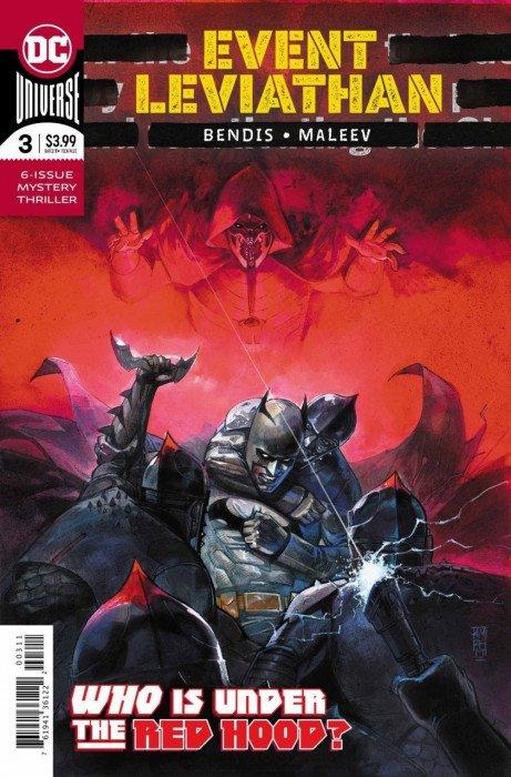 Event Leviathan 3 (DC Comics) - ComicBookRealm com