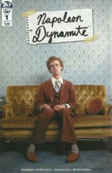 IDW Publishing's Napoleon Dynamite Issue # 1b