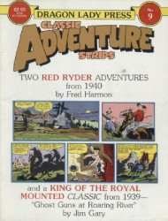 Dragon Lady Press's Classic Adventure Strips Issue # 9