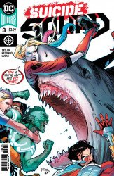 DC Comics's Suicide Squad Issue # 3
