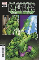 Marvel Comics's Immortal Hulk  Issue # 35 - 3rd print