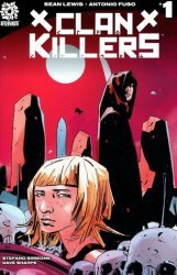 After-Shock Comics's Clankillers Issue # 1