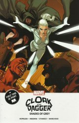 Marvel Comics's Cloak And Dagger: Shades Of Grey TPB # 1