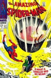 Marvel Comics's The Amazing Spider-Man Issue # 61