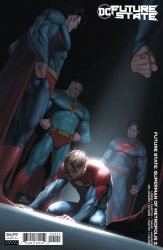 DC Comics's Future State: Superman of Metropolis Issue # 2b