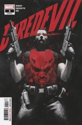 Marvel Comics's Daredevil Issue # 4