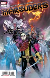 Marvel Comics's Marauders Issue # 1