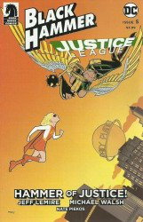 Dark Horse Comics's Black Hammer / Justice League: Hammer of Justice Issue # 5d