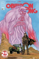 Image Comics's Oblivion Song Issue # 25d