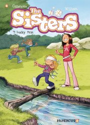 Papercutz's The Sisters TPB # 7