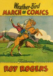 Western Printing Co.'s March of Comics Issue # 47d
