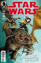 Dark Horse Comics's Star Wars: Dawn of the Jedi - Force Storm Issue # 2