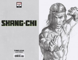 Marvel Comics's Shang-Chi Issue # 2d