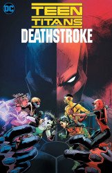 DC Comics's Teen Titans/Deathstroke: The Terminus Agenda Hard Cover # 1