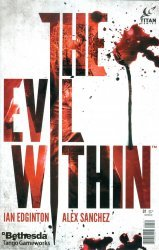 Titan Comics's Evil Within Issue # 1b
