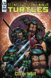 IDW Publishing's Teenage Mutant Ninja Turtles Issue # 100ri-c