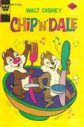 Gold Key's Chip 'n' Dale Issue # 30whitman