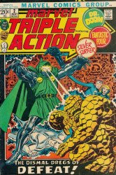 Marvel Comics's Marvel Triple Action Issue # 2