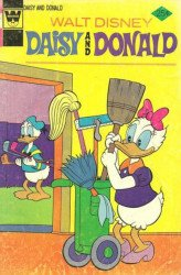 Gold Key's Daisy and Donald Issue # 7whitman