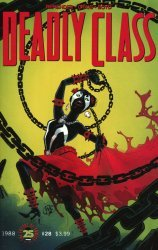 Image Comics's Deadly Class Issue # 28c