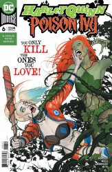 DC Comics's Harley Quinn and Poison Ivy Issue # 6