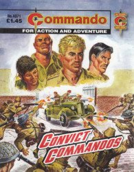 D.C. Thomson & Co.'s Commando: For Action and Adventure Issue # 4371