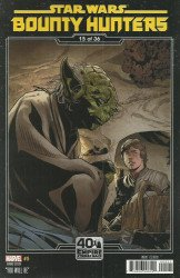Marvel Comics's Star Wars: Bounty Hunters Issue # 5b