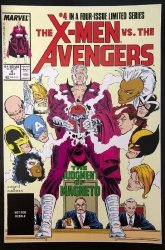 Marvel Comics's The X-Men vs the Avengers Issue # 4b