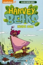 Papercutz's Harvey Beaks Hard Cover # 1