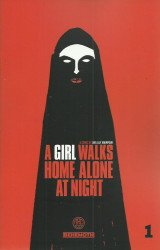 Behemoth Books's A Girl Walks Home Alone At Night Issue # 1