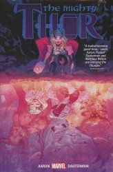 Marvel Comics's Thor by Jason Aaron & Russell Dauterman Hard Cover # 2