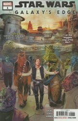 Marvel Comics's Star Wars: Galaxy's Edge Issue # 1
