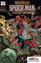 Marvel Comics's War of the Realms: Spider-Man and the League of Realms Issue # 3