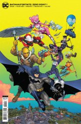 DC Comics's Batman Fortnite: Zero Point Issue # 1b