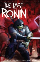 IDW Publishing's TMNT: The Last Ronin Issue # 2aod