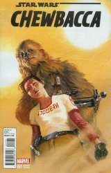 Marvel's Chewbacca Issue # 1c