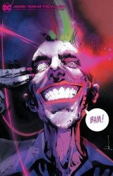 DC Comics's Joker: Year of the Villain Issue # 1jetpack/forbidden-b