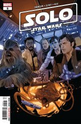 Marvel Comics's Solo: A Star Wars Story Issue # 5