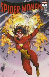 Marvel Comics's Spider-Woman Issue # 1walmart