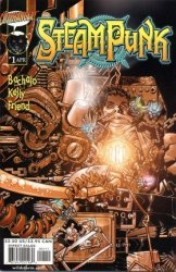 WildStorm's Steampunk Issue # 1