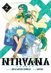 Seven Seas Entertainment's Nirvana Soft Cover # 2