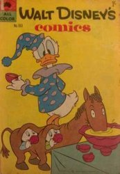 W.G.(Wogan)Publications's Walt Disney's Comics Issue # 163