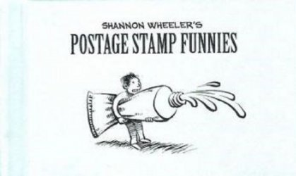 Dark Horse's Postage Stamp Funnies Hard Cover # 1