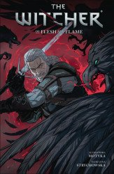 Dark Horse Comics's The Witcher: Of Flesh and Flame TPB # 1