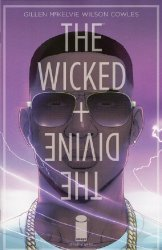 Image's The Wicked + The Divine Issue # 4
